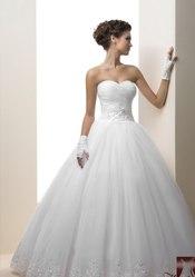 Свадебное платье для самой очаровательной невесты