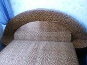Продам двуспальную кровать с матрасом