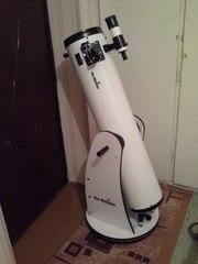 Продам телескоп Sky Wather dob 8