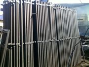 Столбы металлические доставка бесплатная